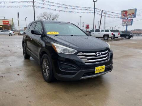 2013 Hyundai Santa Fe Sport for sale at Russell Smith Auto in Fort Worth TX