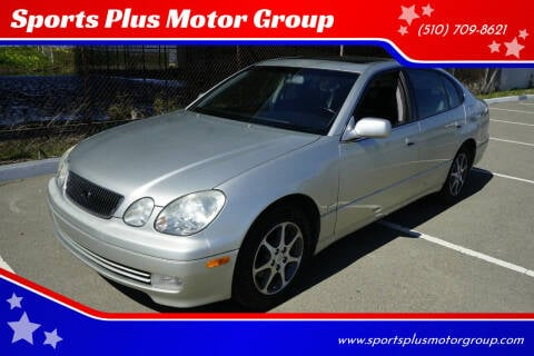 2000 Lexus GS 300 for sale at Sports Plus Motor Group LLC in Sunnyvale CA