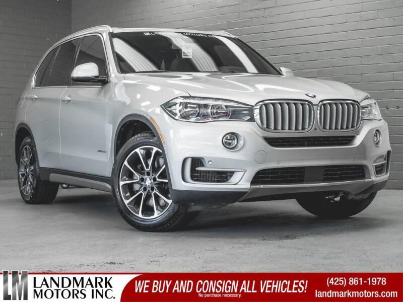 2018 BMW X5 for sale in Bellevue, WA