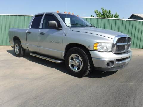 2003 Dodge Ram Pickup 2500 for sale at Triple C Auto Sales in Gainesville TX