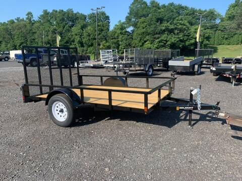 2020 Belmont 6x10 Tube Top for sale at Smart Choice 61 Trailers in Shoemakersville PA