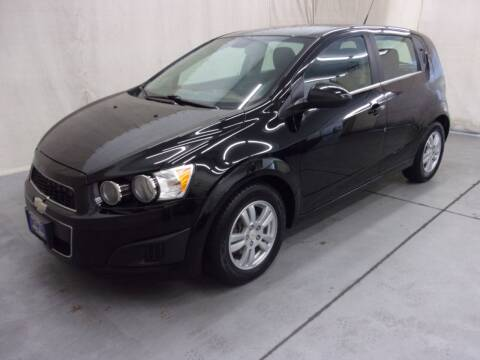 2012 Chevrolet Sonic for sale at Paquet Auto Sales in Madison OH