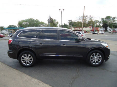 2014 Buick Enclave for sale at Tom Cater Auto Sales in Toledo OH