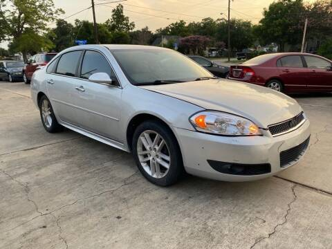 2013 Chevrolet Impala for sale at Victoria Pre-Owned in Victoria TX