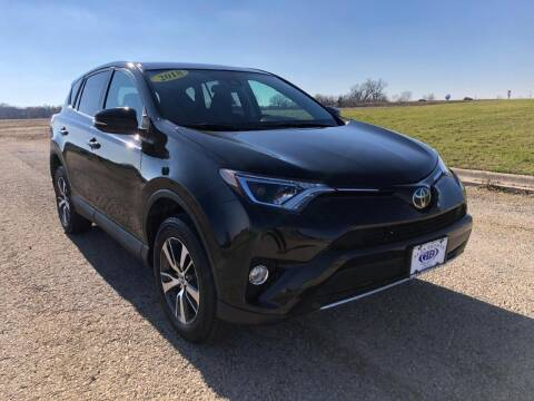 2018 Toyota RAV4 for sale at Alan Browne Chevy in Genoa IL