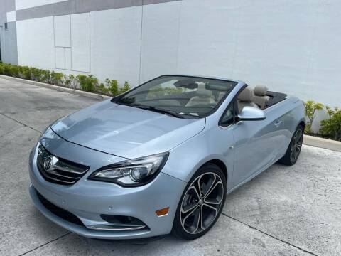 2016 Buick Cascada for sale at Auto Beast in Fort Lauderdale FL