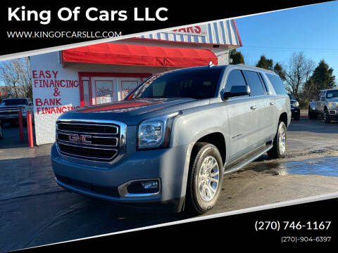 2016 GMC Yukon XL for sale at King of Cars LLC in Bowling Green KY
