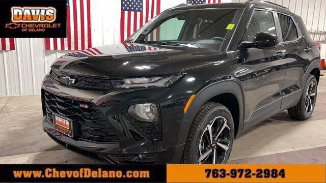 2022 Chevrolet TrailBlazer for sale in Delano, MN
