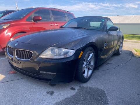 2007 BMW Z4 for sale at Coast to Coast Imports in Fishers IN