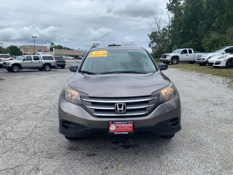2012 Honda CR-V for sale at Community Auto Brokers in Crown Point IN