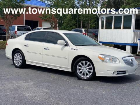 2011 Buick Lucerne for sale at Town Square Motors in Lawrenceville GA