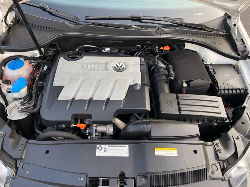 2013 Volkswagen Jetta SportWagen TDI 4dr Wagon 6A w/Sunroof - El Cerrito CA