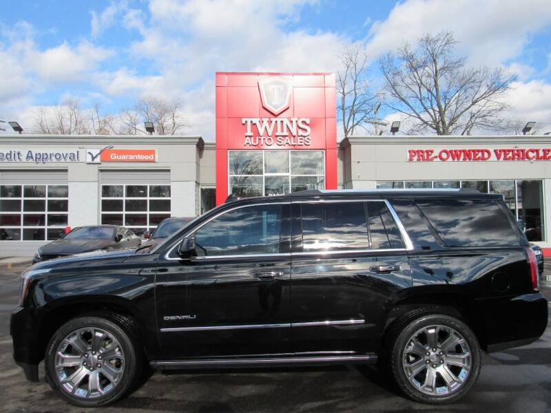 2016 GMC Yukon for sale at Twins Auto Sales Inc in Detroit MI