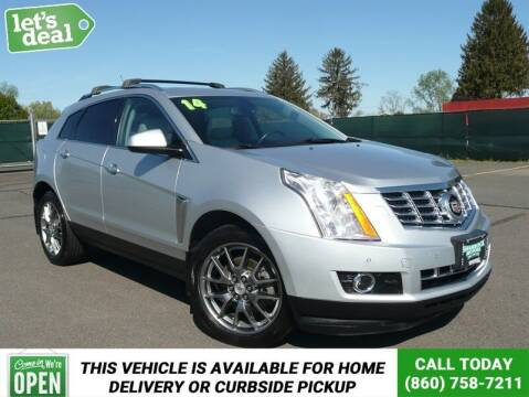 2014 Cadillac SRX for sale at Shamrock Motors in East Windsor CT