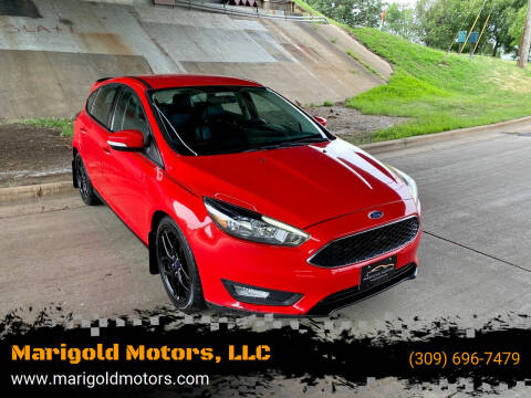 2016 Ford Focus for sale at Marigold Motors, LLC in Pekin IL