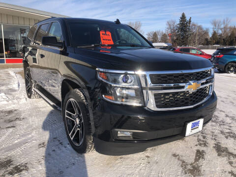 2015 Chevrolet Tahoe for sale at Drive Chevrolet Buick Rugby in Rugby ND