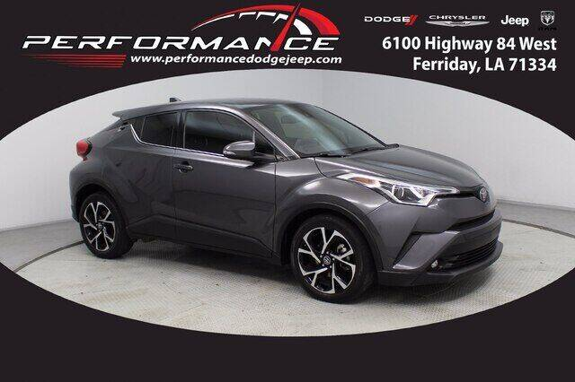 2019 Toyota C-HR for sale at Auto Group South - Performance Dodge Chrysler Jeep in Ferriday LA