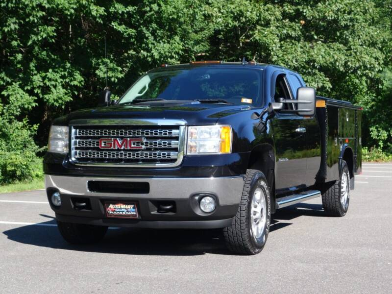 2013 GMC Sierra 2500HD for sale at Auto Mart in Derry NH