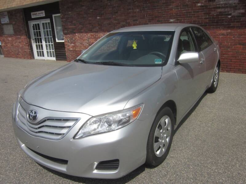 2011 Toyota Camry for sale at Tewksbury Used Cars in Tewksbury MA