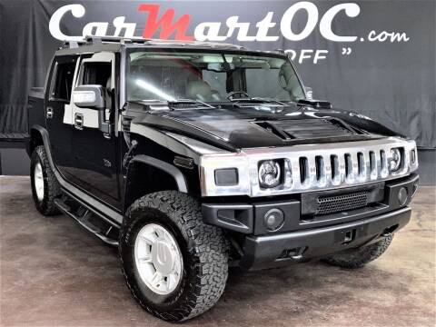 2006 HUMMER H2 SUT for sale at CarMart OC in Costa Mesa CA