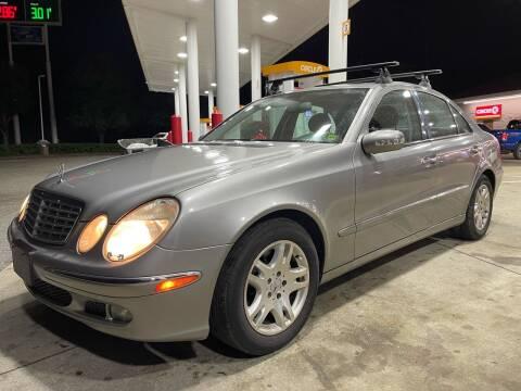 2006 Mercedes-Benz E-Class for sale at Next Autogas Auto Sales in Jacksonville FL