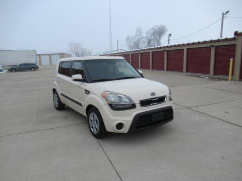 2012 Kia Soul for sale at Perfection Auto Detailing & Wheels in Bloomington IL