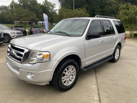 2014 Ford Expedition for sale at Auto Class in Alabaster AL