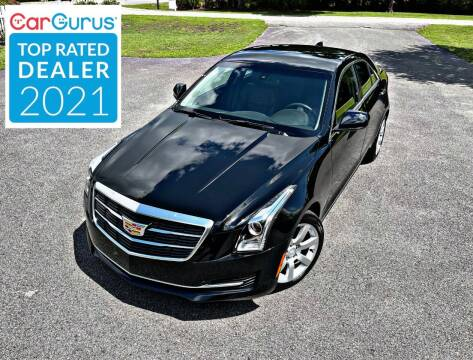 2016 Cadillac ATS for sale at Brothers Auto Sales of Conway in Conway SC