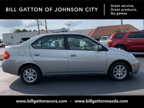 2002 Toyota Prius for sale at Bill Gatton Used Cars - BILL GATTON ACURA MAZDA in Johnson City TN