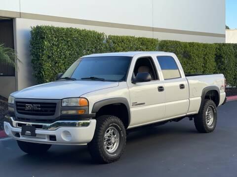 2006 GMC Sierra 2500HD for sale at DieselIt in Laguna Hills CA