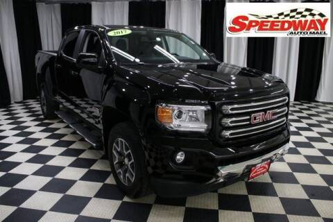 2017 GMC Canyon for sale at SPEEDWAY AUTO MALL INC in Machesney Park IL