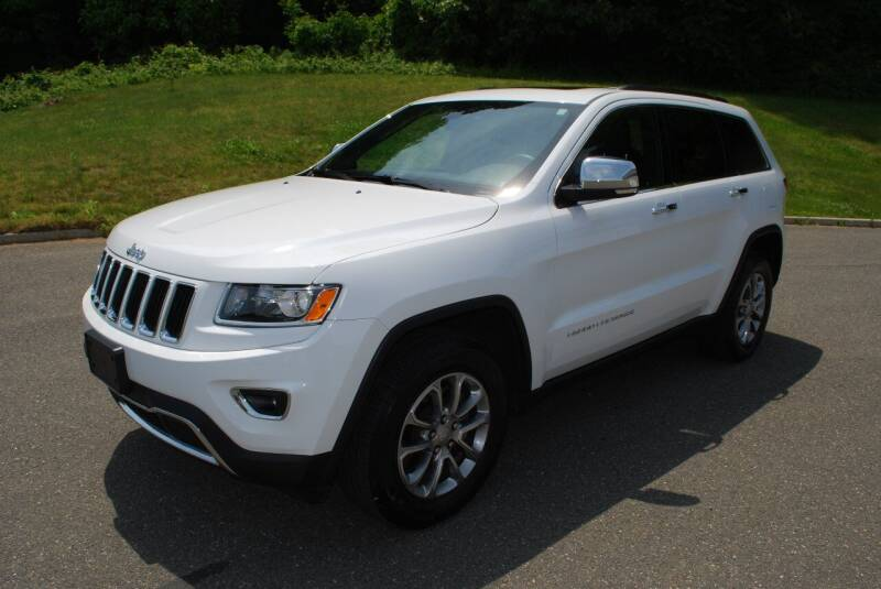 2016 Jeep Grand Cherokee for sale at New Milford Motors in New Milford CT