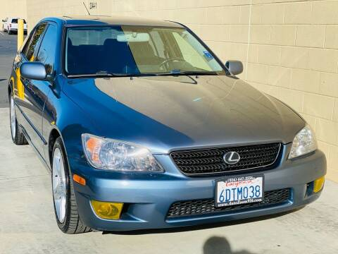 2005 Lexus IS 300 for sale at Auto Zoom 916 in Rancho Cordova CA