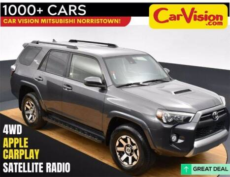 2020 Toyota 4Runner for sale at Car Vision Buying Center in Norristown PA