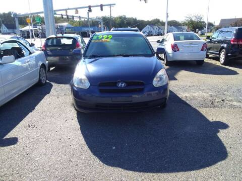 2010 Hyundai Accent for sale at Marino's Auto Sales in Laurel DE