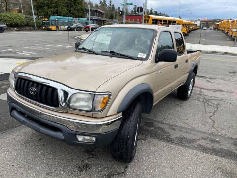 2003 Toyota Tacoma for sale at SNS AUTO SALES in Seattle WA