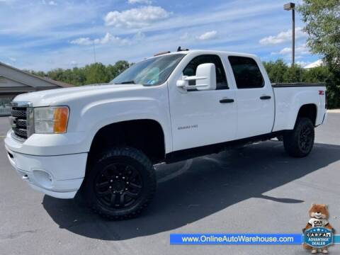 2012 GMC Sierra 2500HD for sale at IMPORTS AUTO GROUP in Akron OH