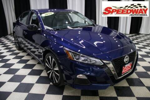 2019 Nissan Altima for sale at SPEEDWAY AUTO MALL INC in Machesney Park IL