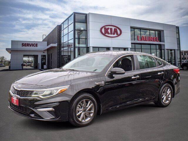 2019 Kia Optima for sale in Laurel, MD