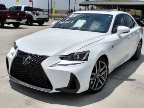 2018 Lexus IS 300 for sale at A & V MOTORS in Hidalgo TX