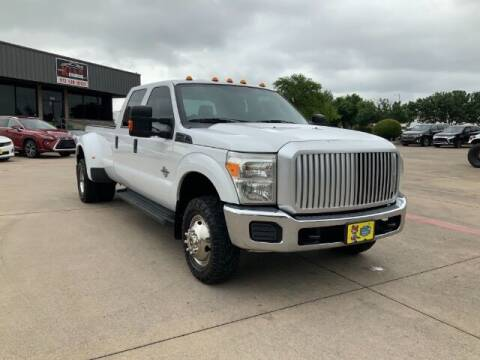 2015 Ford F-350 Super Duty for sale at KIAN MOTORS INC in Plano TX