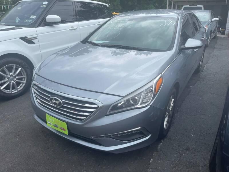 2015 Hyundai Sonata for sale at BUY RITE AUTO MALL LLC in Garfield NJ