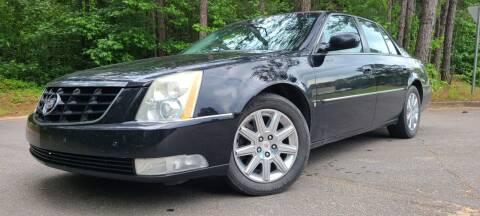 2010 Cadillac DTS for sale at El Camino Auto Sales - Global Imports Auto Sales in Buford GA