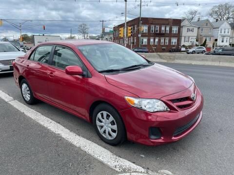 2011 Toyota Corolla for sale at G1 AUTO SALES II in Elizabeth NJ