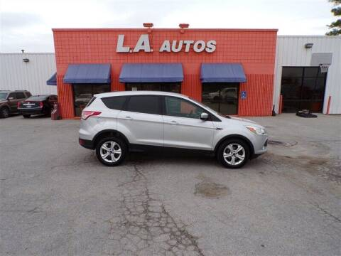 2015 Ford Escape for sale at L A AUTOS in Omaha NE
