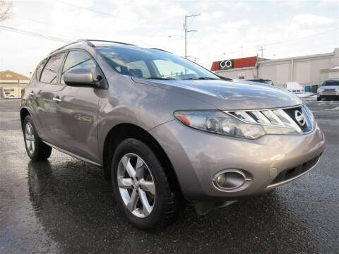 2010 Nissan Murano for sale at Cam Automotive LLC in Lancaster PA