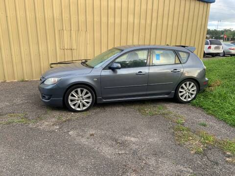 2008 Mazda MAZDASPEED3 for sale at Sensible Choice Auto Sales, Inc. in Longwood FL