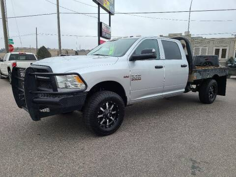 2015 RAM Ram Chassis 3500 for sale at Kessler Auto Brokers in Billings MT