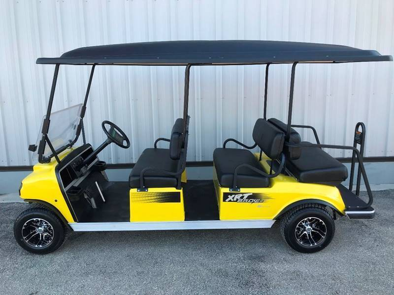 2008 Club Car Villager 6 for sale at Jim's Golf Cars & Utility Vehicles - Reedsville Lot in Reedsville WI