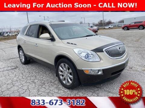 2012 Buick Enclave for sale at Glenbrook Dodge Chrysler Jeep Ram and Fiat in Fort Wayne IN